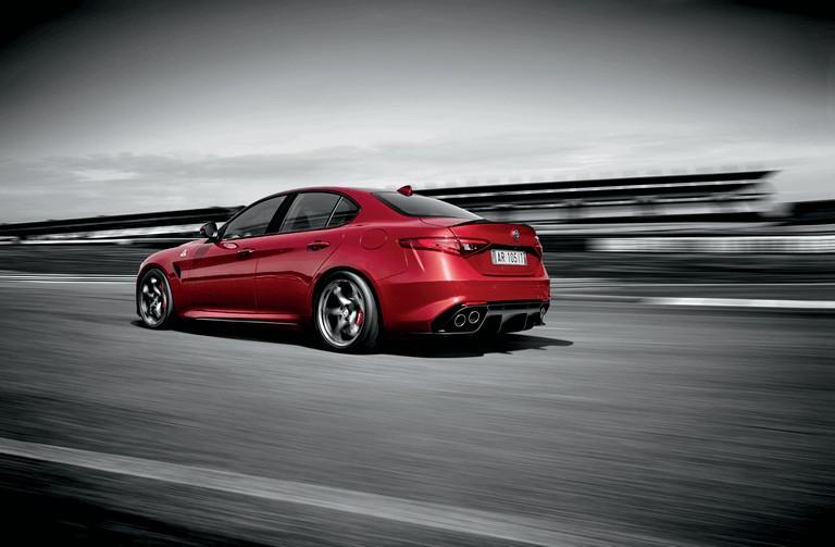 2015 Alfa Romeo Giulia Quadrifoglio 445535