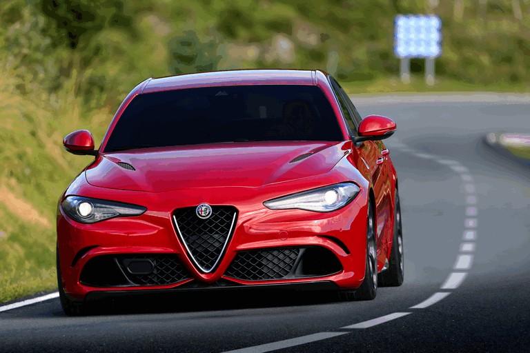 2015 Alfa Romeo Giulia Quadrifoglio 445538