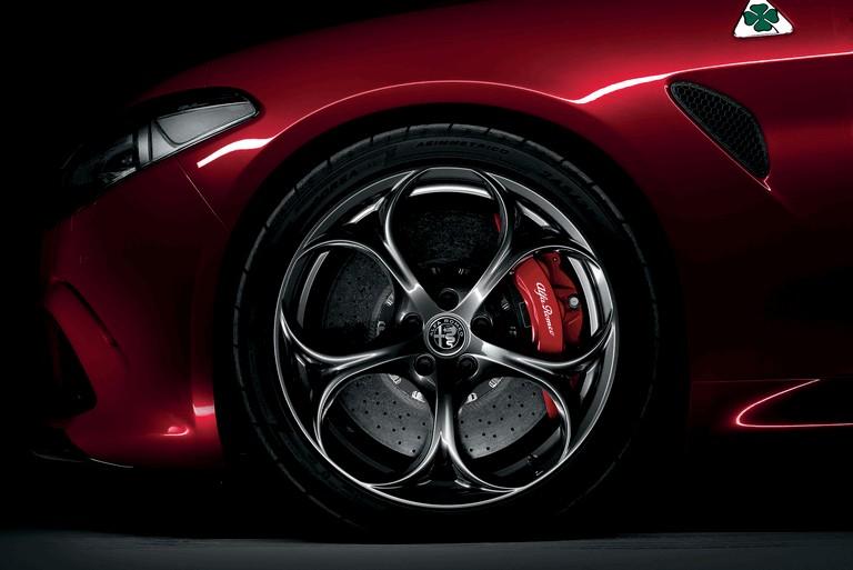2015 Alfa Romeo Giulia Quadrifoglio 445539