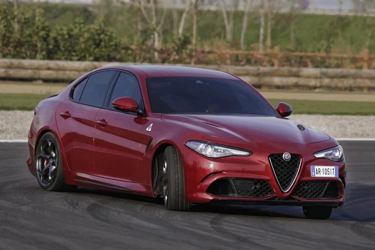 2015 Alfa Romeo Giulia Quadrifoglio 445552