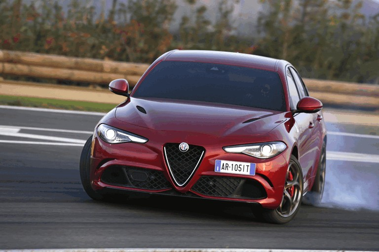 2015 Alfa Romeo Giulia Quadrifoglio 445553