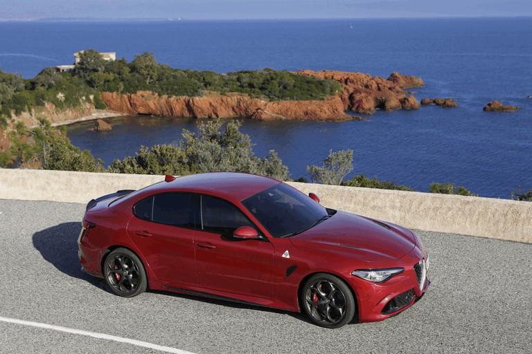 2015 Alfa Romeo Giulia Quadrifoglio 445562