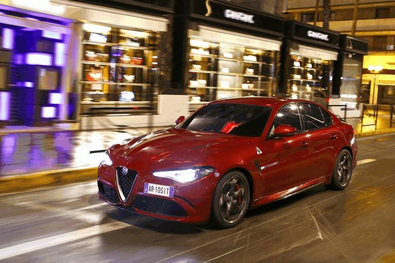 2015 Alfa Romeo Giulia Quadrifoglio 445564