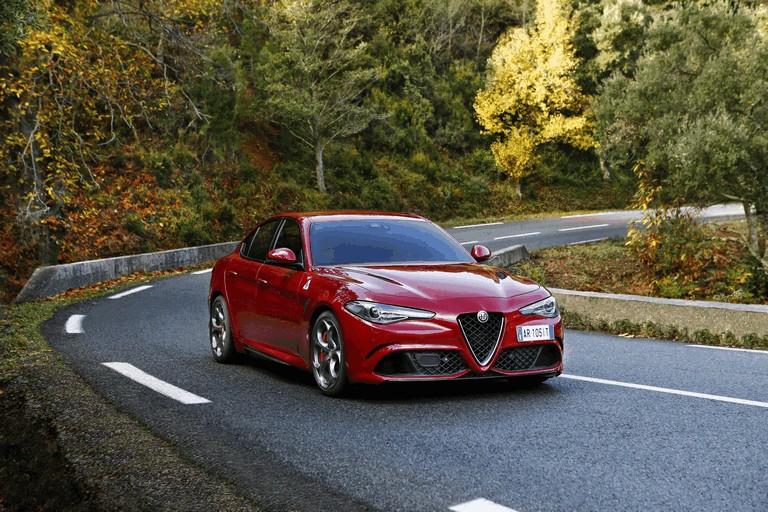 2015 Alfa Romeo Giulia Quadrifoglio 445568