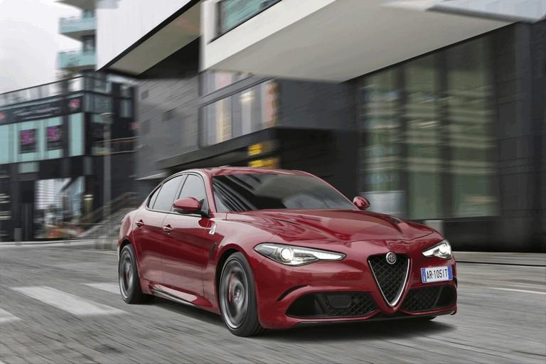2015 Alfa Romeo Giulia Quadrifoglio 445572