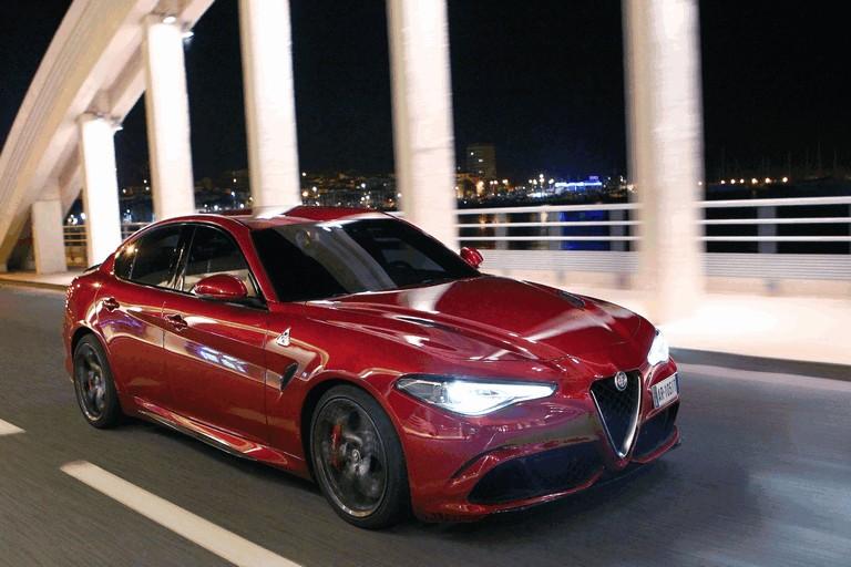 2015 Alfa Romeo Giulia Quadrifoglio 445581
