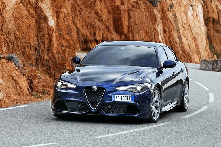 2015 Alfa Romeo Giulia Quadrifoglio 445592