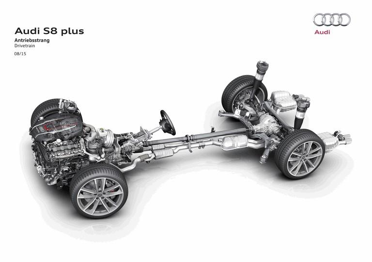 2015 Audi S8 plus 439895