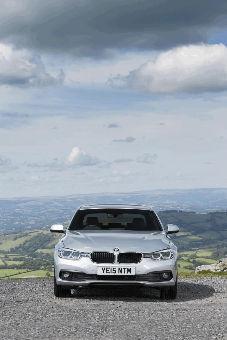 2015 BMW 320d xDrive SE Saloon - UK version 431241