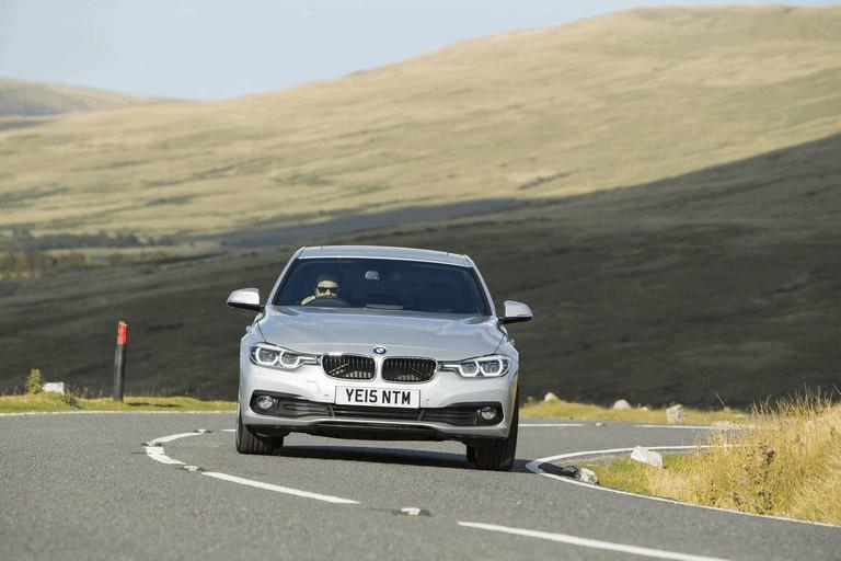2015 BMW 320d xDrive SE Saloon - UK version 431248