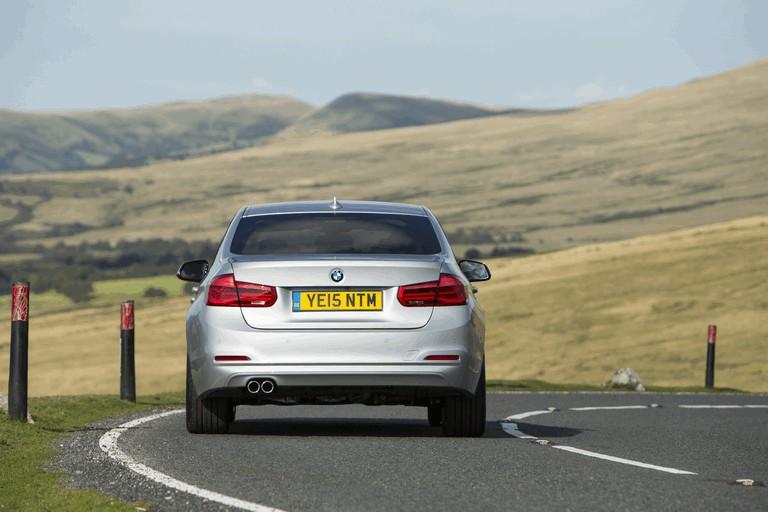 2015 BMW 320d xDrive SE Saloon - UK version 431250