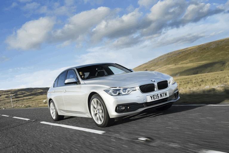 2015 BMW 320d xDrive SE Saloon - UK version 431257