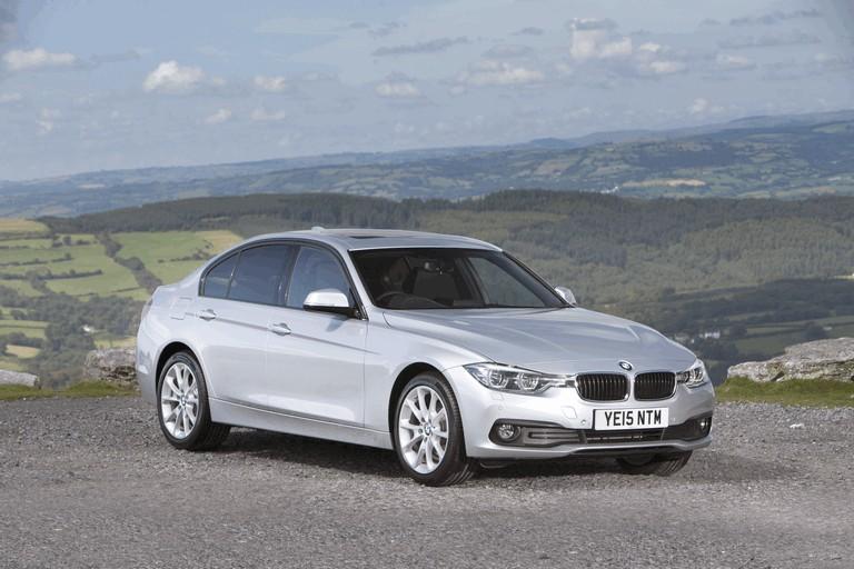 2015 BMW 320d xDrive SE Saloon - UK version 431258