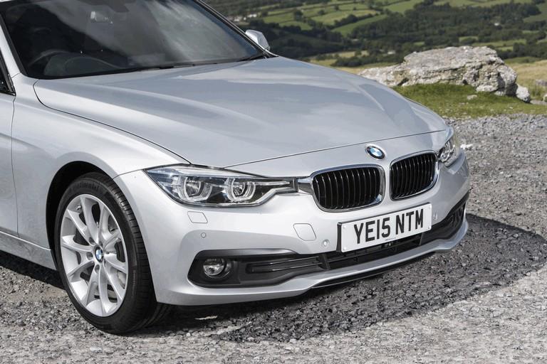 2015 BMW 320d xDrive SE Saloon - UK version 431270