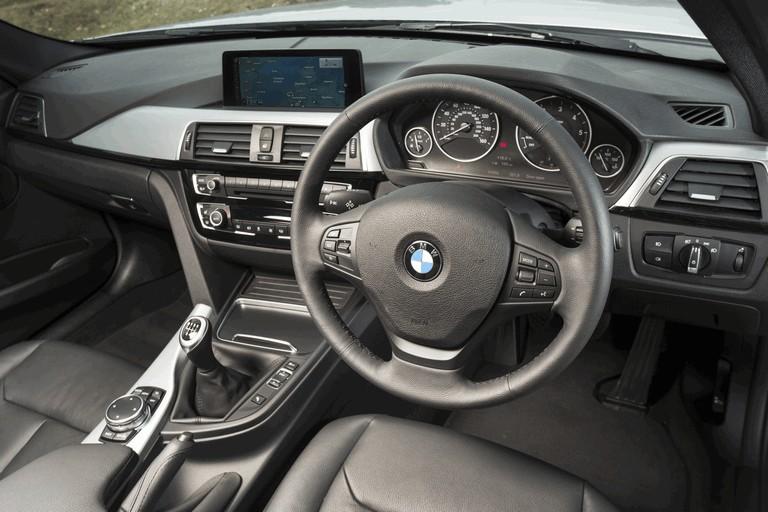 2015 BMW 320d xDrive SE Saloon - UK version 431278