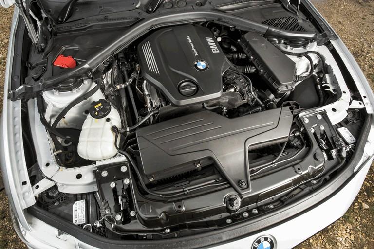 2015 BMW 320d xDrive SE Saloon - UK version 431281