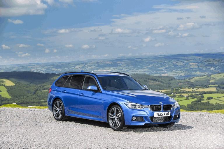 2015 BMW 330d xDrive M Sport Touring - UK version 431282