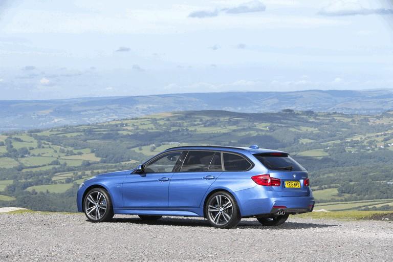 2015 BMW 330d xDrive M Sport Touring - UK version 431287