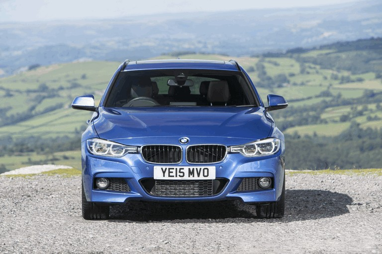 2015 BMW 330d xDrive M Sport Touring - UK version 431288
