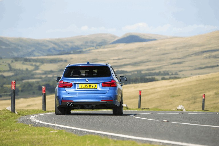 2015 BMW 330d xDrive M Sport Touring - UK version 431291