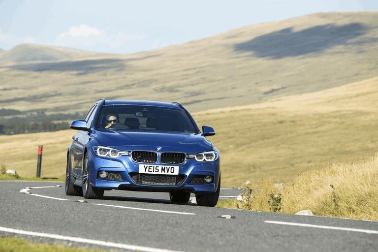 2015 BMW 330d xDrive M Sport Touring - UK version 431292