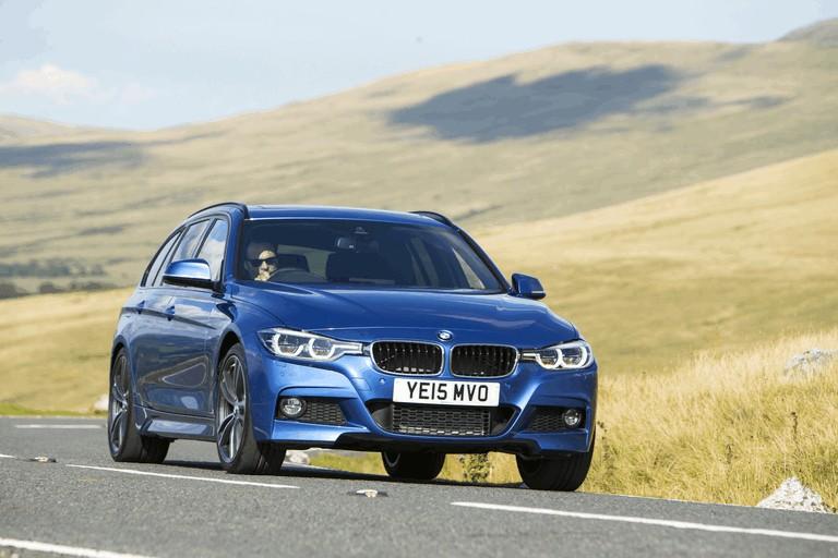 2015 BMW 330d xDrive M Sport Touring - UK version 431293
