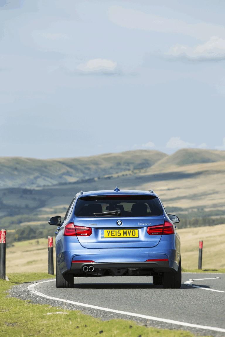 2015 BMW 330d xDrive M Sport Touring - UK version 431294