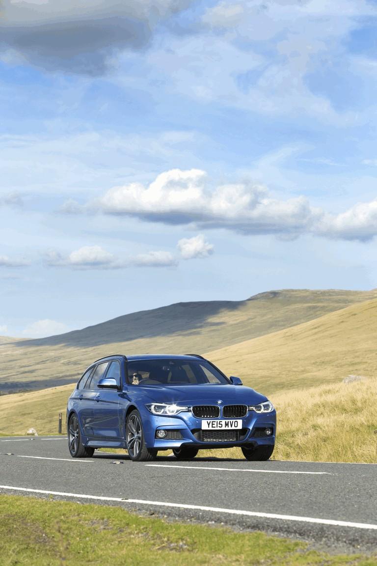 2015 BMW 330d xDrive M Sport Touring - UK version 431297