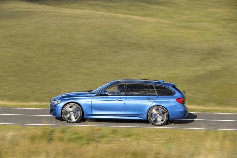 2015 BMW 330d xDrive M Sport Touring - UK version 431298