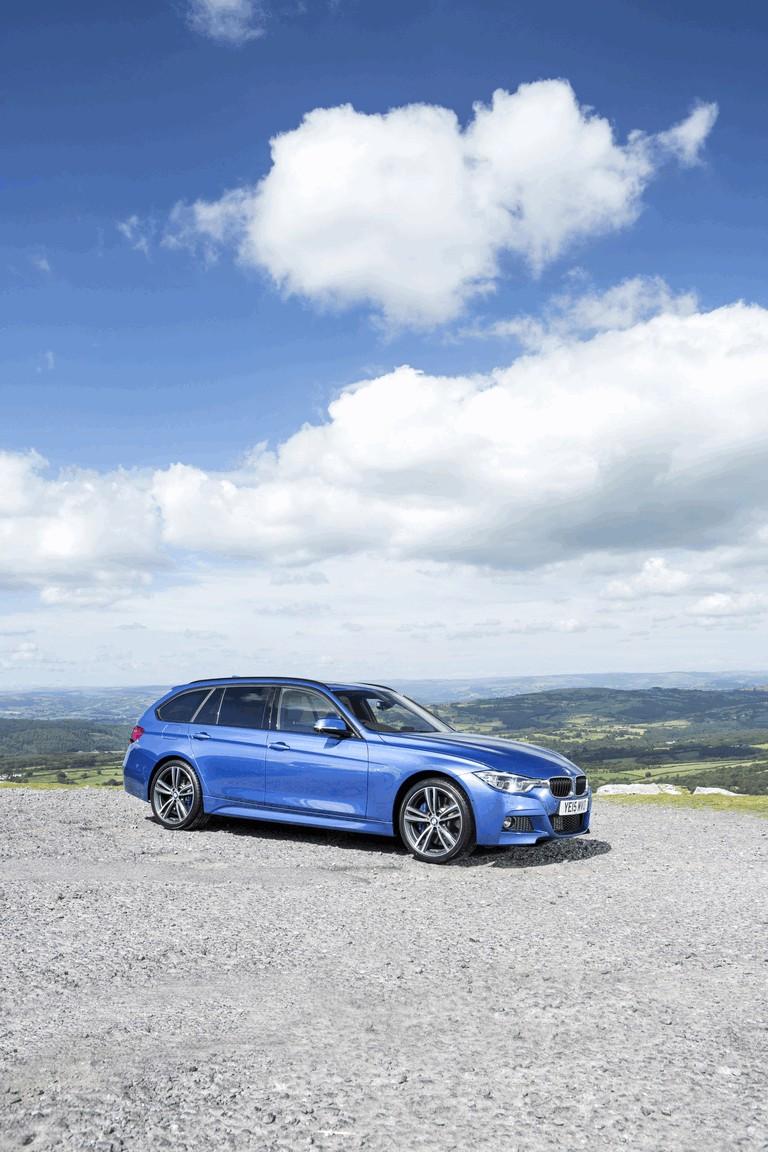 2015 BMW 330d xDrive M Sport Touring - UK version 431306
