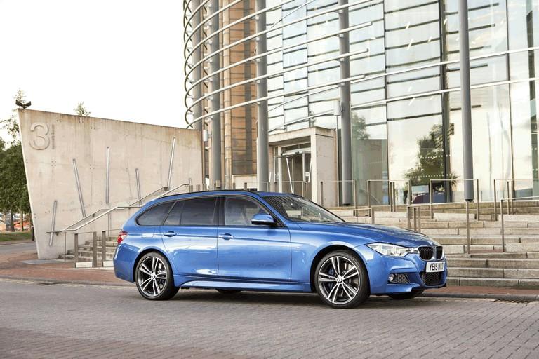 2015 BMW 330d xDrive M Sport Touring - UK version 431308