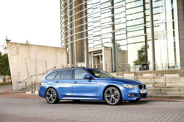 2015 BMW 330d xDrive M Sport Touring - UK version 431310