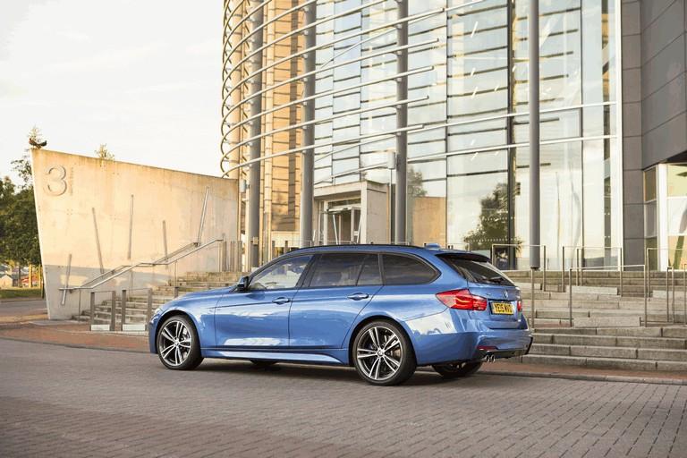 2015 BMW 330d xDrive M Sport Touring - UK version 431311