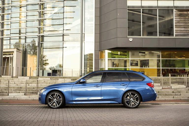 2015 BMW 330d xDrive M Sport Touring - UK version 431312