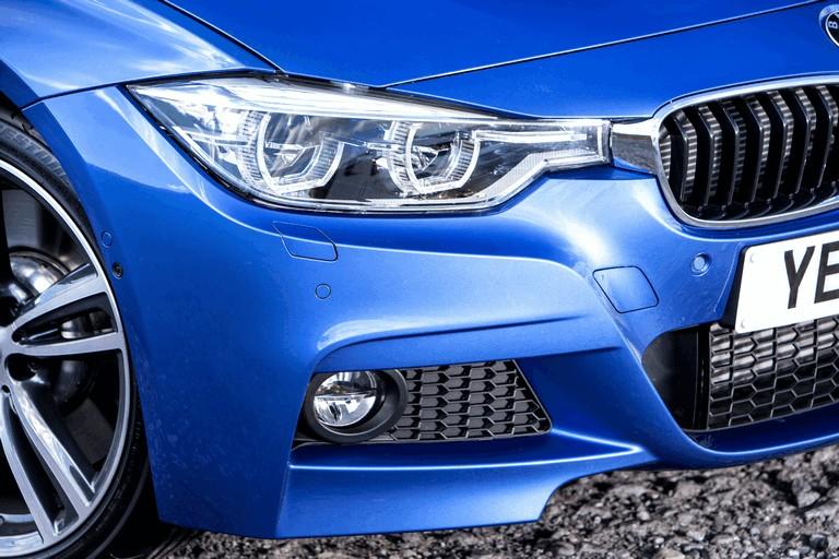 2015 BMW 330d xDrive M Sport Touring - UK version 431314