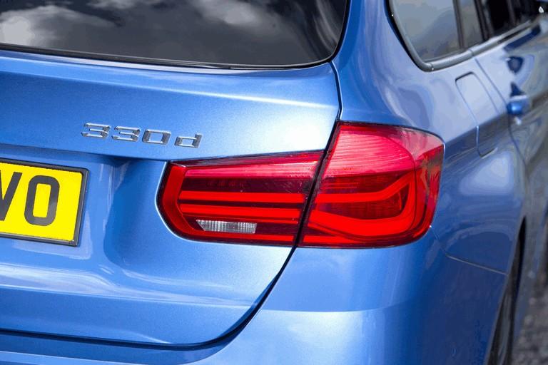 2015 BMW 330d xDrive M Sport Touring - UK version 431321
