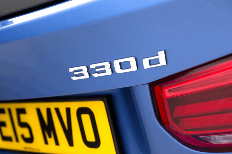 2015 BMW 330d xDrive M Sport Touring - UK version 431322