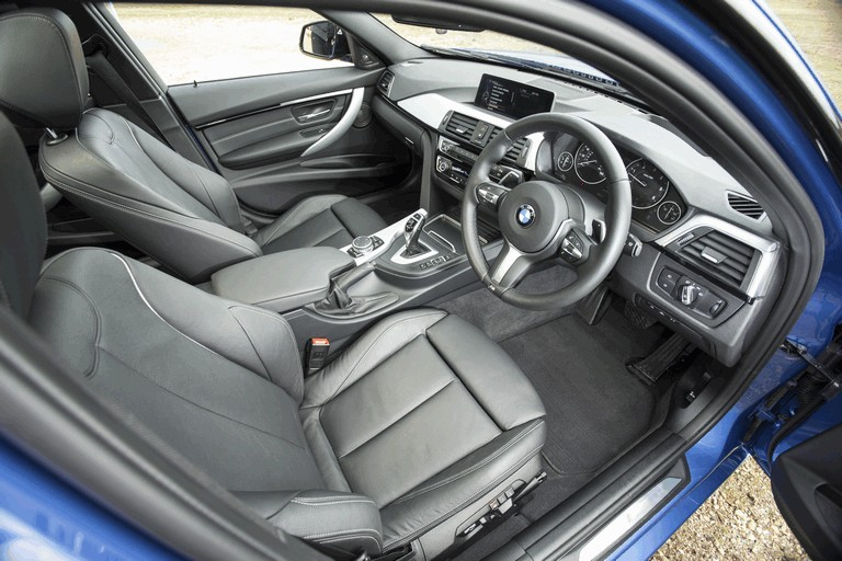 2015 BMW 330d xDrive M Sport Touring - UK version 431324