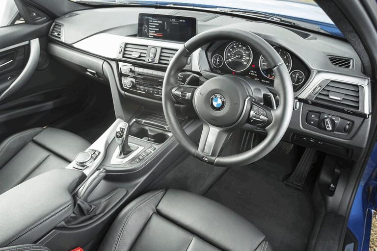 2015 BMW 330d xDrive M Sport Touring - UK version 431326