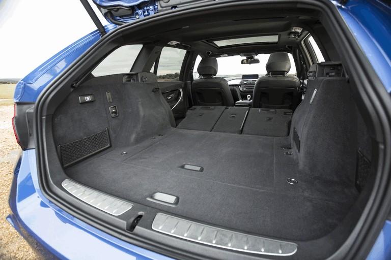 2015 BMW 330d xDrive M Sport Touring - UK version 431338