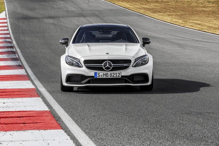 2015 Mercedes-AMG C 63 S coupé 431400