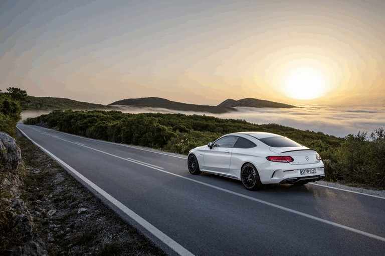2015 Mercedes-AMG C 63 S coupé 431416