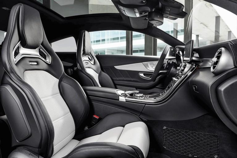 2015 Mercedes-AMG C 63 S coupé 431421