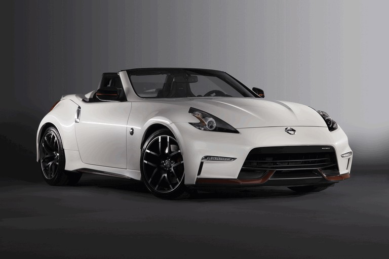 2015 Nissan 370Z Nismo roadster concept 431426