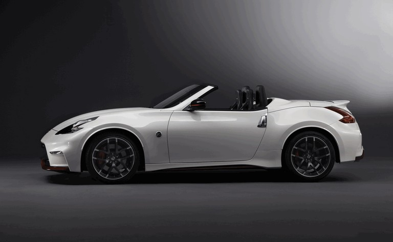 2015 Nissan 370Z Nismo roadster concept 431427