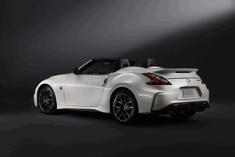 2015 Nissan 370Z Nismo roadster concept 431428