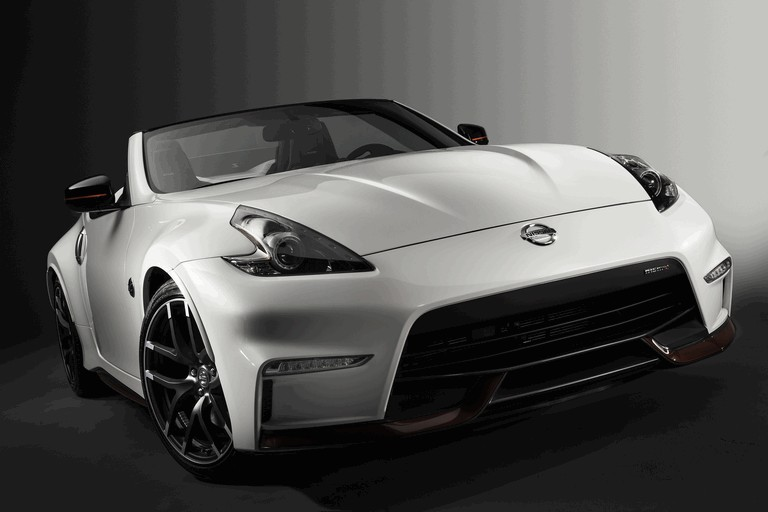 2015 Nissan 370Z Nismo roadster concept 431431