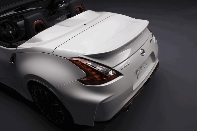 2015 Nissan 370Z Nismo roadster concept 431434