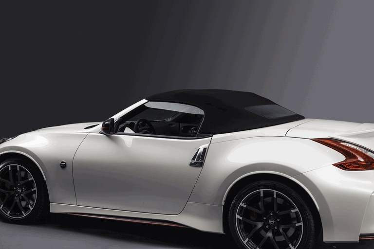 2015 Nissan 370Z Nismo roadster concept 431435