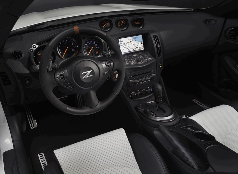 2015 Nissan 370Z Nismo roadster concept 431441